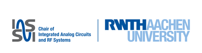 Logo of Chair for Integrated Analog Circuits and RF Systems